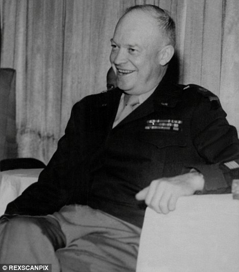 eisenhower and aliens