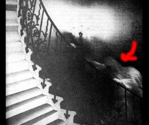 Ghost Sighting England 1966