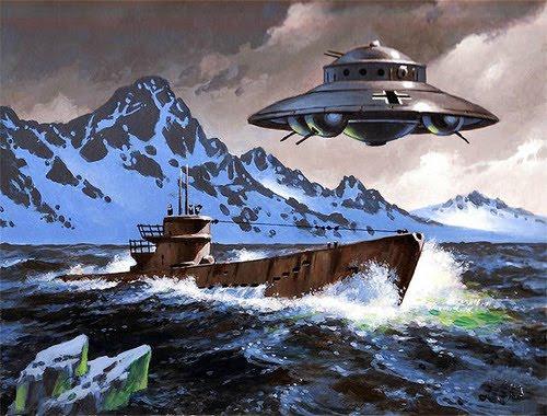 Nazi UFO Secrets