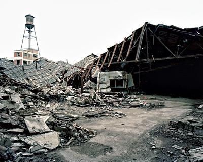 Detroit: A Modern Ghost Town