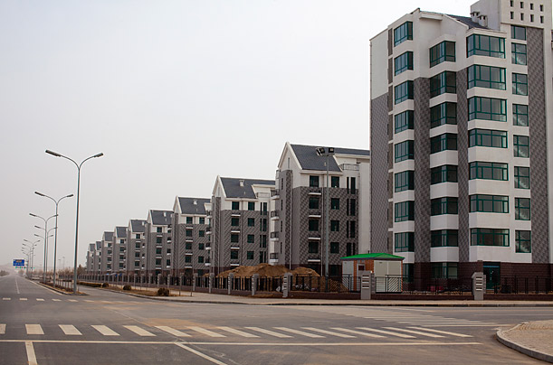 ghost towns ordos china strange unexplained mysteries