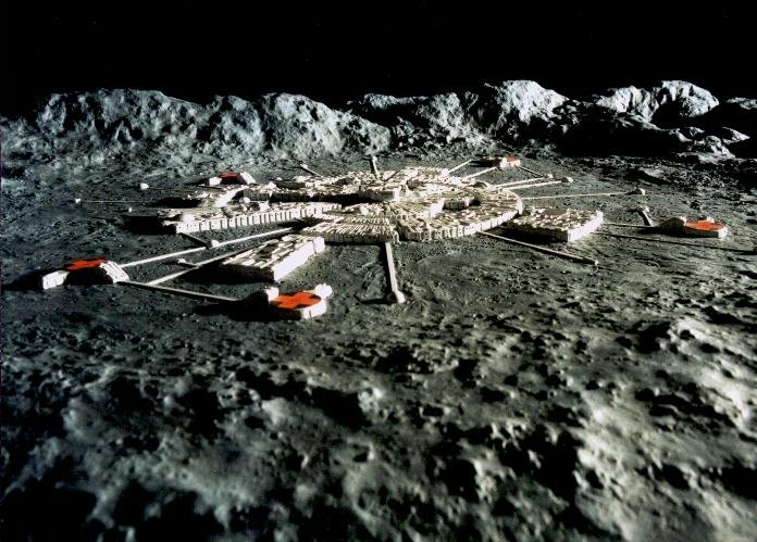 secret nazi moon base - photo #11