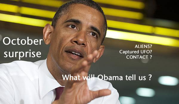 obama ufo disclosuer