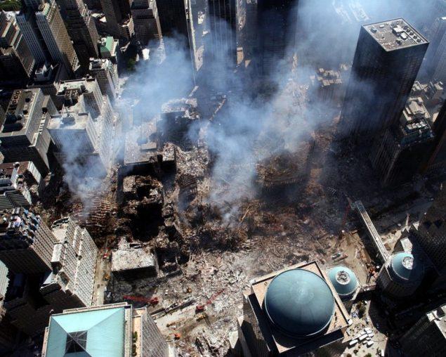 911 ground-zero