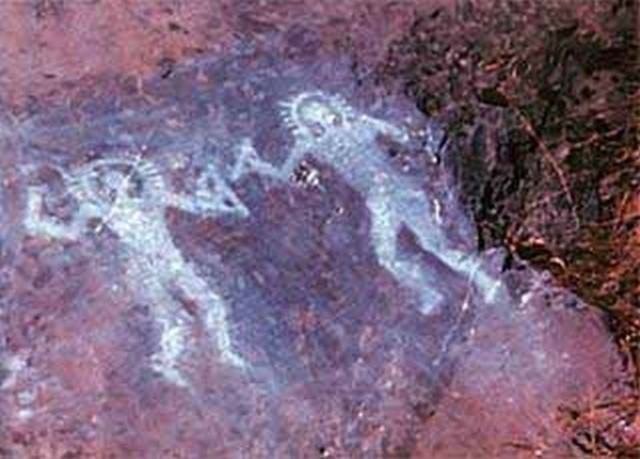 ancient alien evidence? vote now