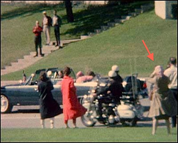 John F. Kennedy assassinated