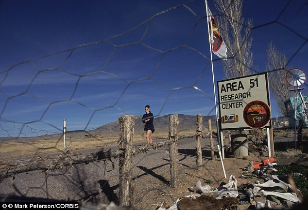 secret area 51 pictures
