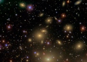 Giant black hole in tiny galaxy