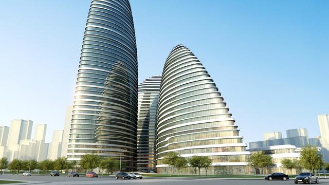 crazy china - odd buildings 11