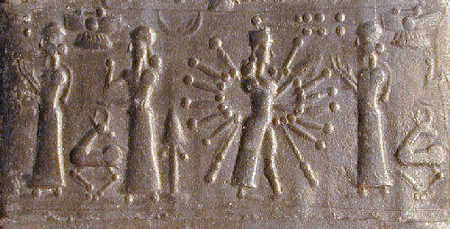 Annunaki-Sumerian-tablet-Return-of-the-Gods Sumerian Anunnaki
