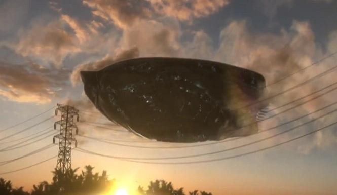 UFO-Hoax-Video