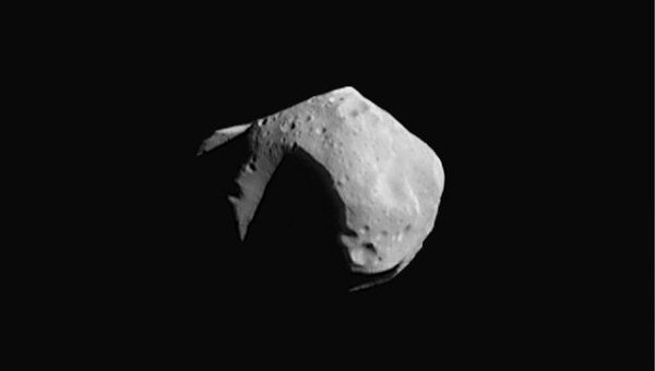 Earth bound asteroid