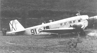 Hitlers escape plane