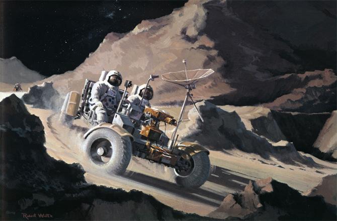 nasa apollo lunar rover - photo #30