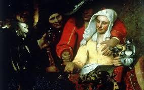 Han van Meegeren's Vermeer Forgeries