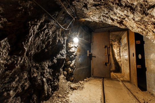 Wenceslas Mine, Poland