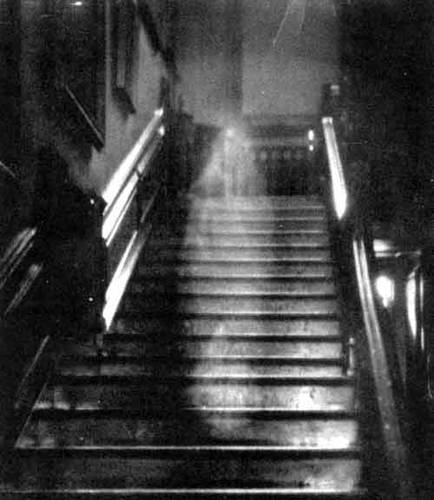 The Brown Lady Ghost