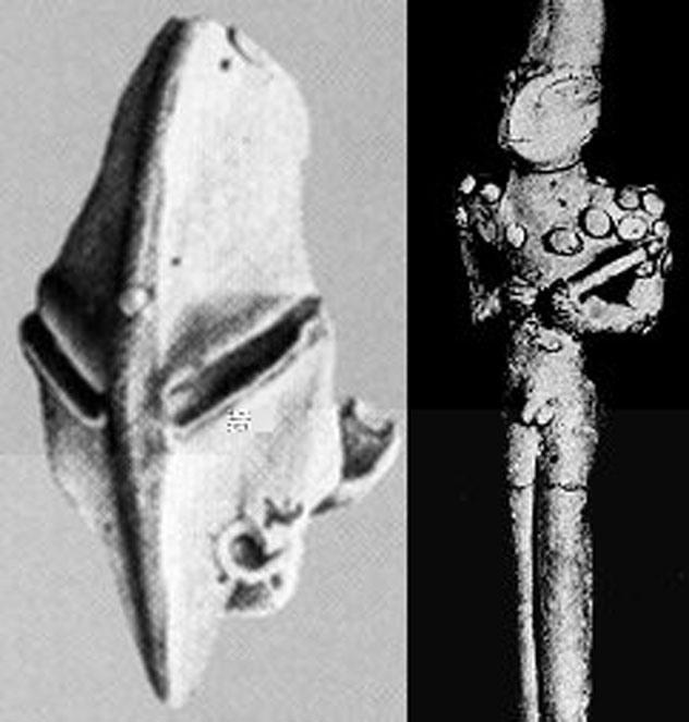 strange ancient mystery the ubaid lizard men strange
