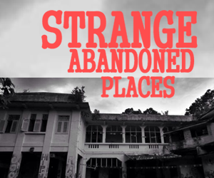 strange abandoned places