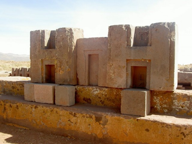 Ancient Mystery Of Puma Punku Stones In Tiahuanaco Sladisworld