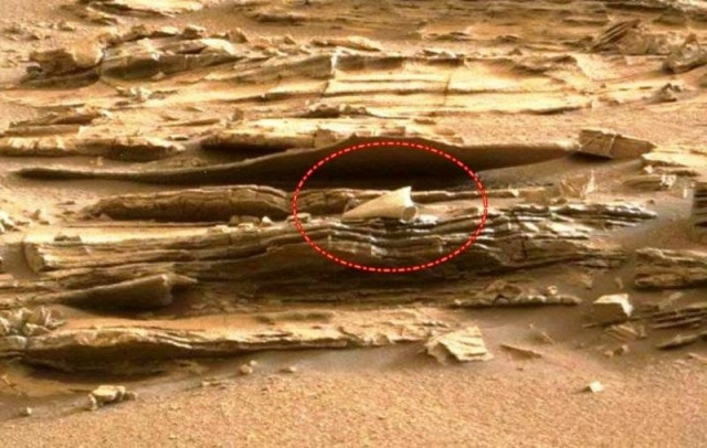 Strange things found on Mars! | Strange Unexplained Mysteries