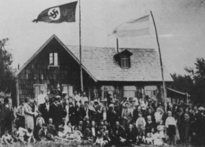 Thousands of Nazi's fled to Argentina at the end of the war