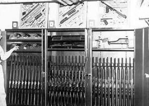 The FBI's Secret Gun Vault Revealed