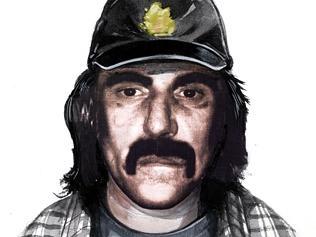Photofit of the man