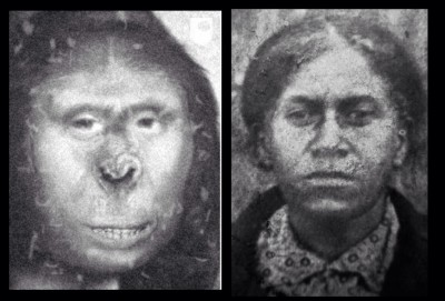 Russian ape woman Zana – Was she a real life Yeti ...
