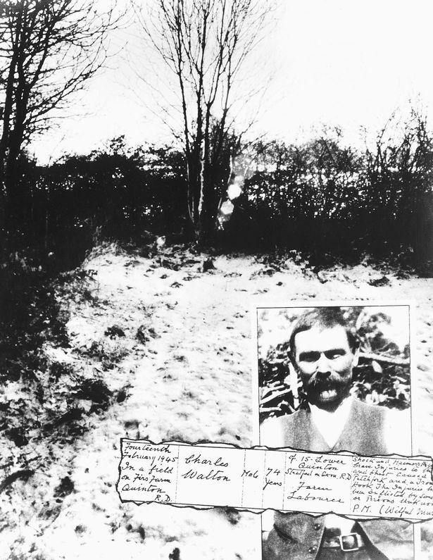 Charles Walton Mystery