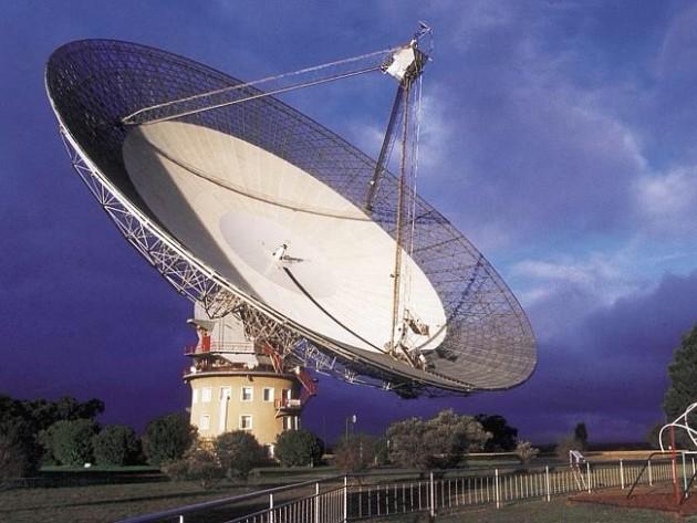 Alien space signal