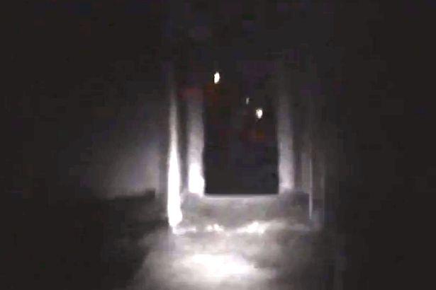 Haunted : Manchester Royal Lunatic Asylum.