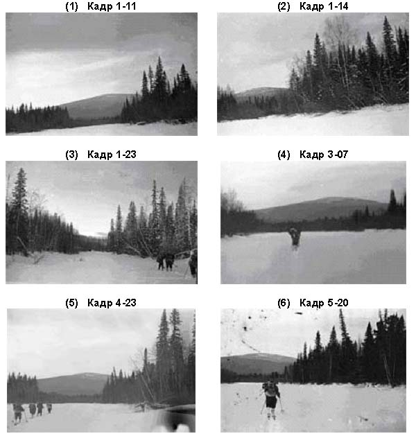 Recovered images