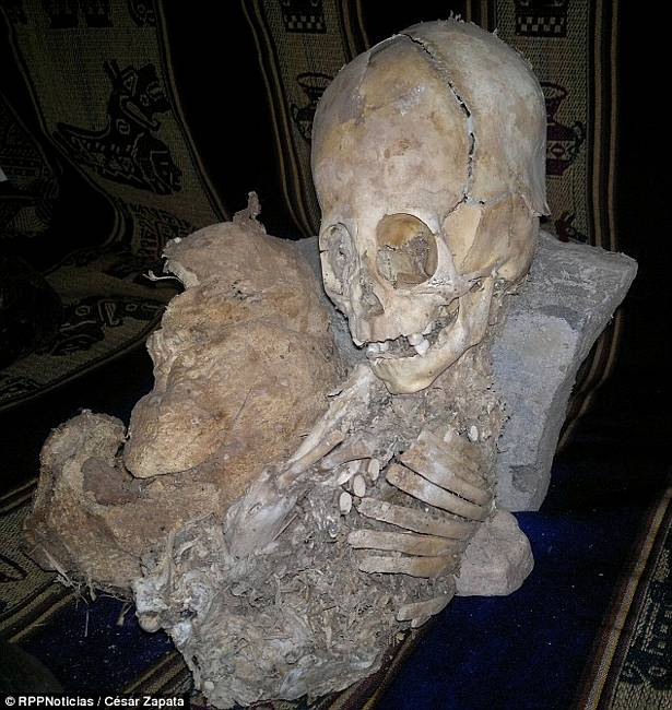 Mummy Alien Or Giant Skull Found In Peru