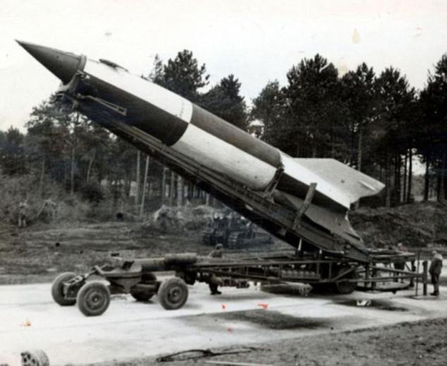 Nazi Germany's secret weapons