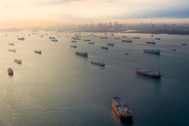 singapore  ghost fleet
