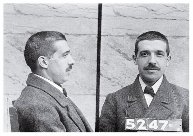 The man who can make you rich! Charles Ponzi