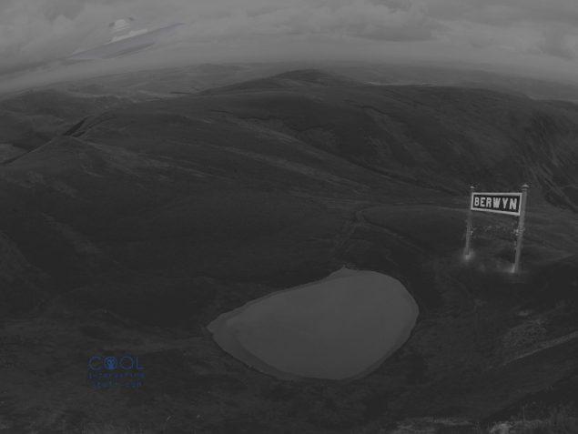 The Berwyn Mountains UFO Crash