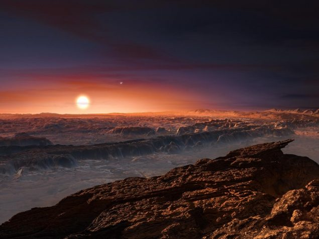 Proxima b: Newly discovered planet 'likely' to support life,
