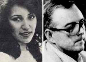 Robin Benedict Murder