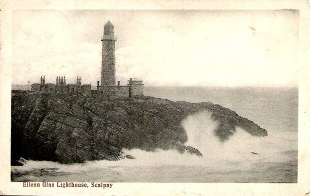 The mysterious disappearance of the Eilean Mor lighthouse keepers.