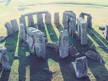 Secret history of Stonehenge revealed