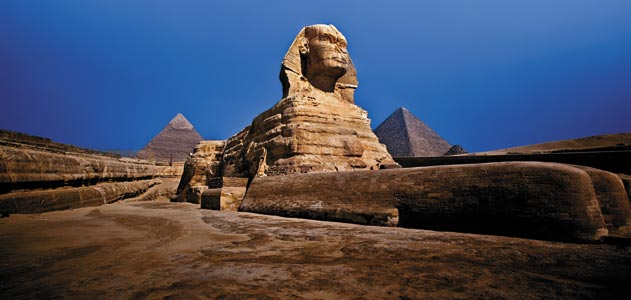 New Sphinx  Mystery Unearthed