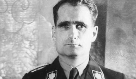 The Strange Life Of Rudolf Hess