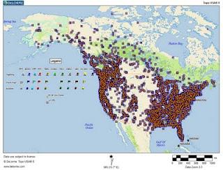 Americans keep seeing Bigfoot!