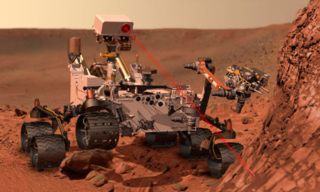 NASA mission: is there life on Mars?