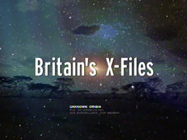 UFO Files. British UFO Files. Secrets