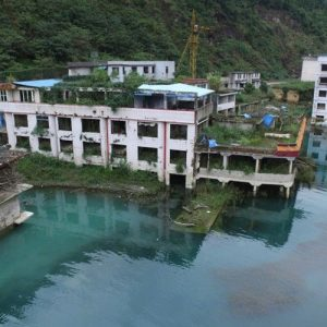 Beichuan, China – A modern ghost town