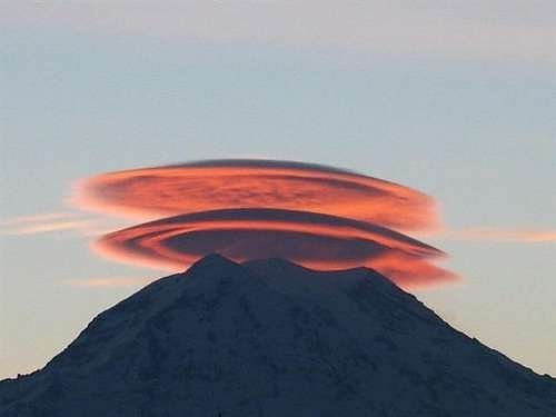 Strange Clouds: amazing pictures