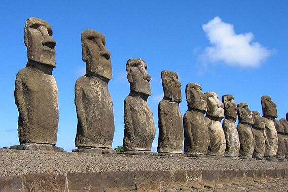 Easter Island – The Facts